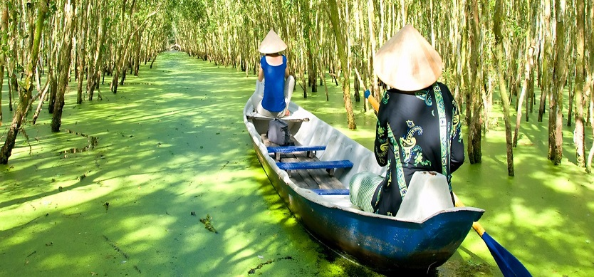 Mekong Delta Green Tourism Week reviewed