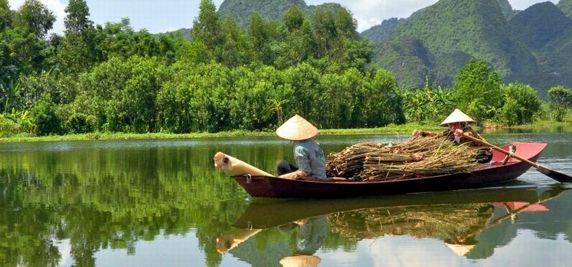 The Mekong Delta - Treasure chamber of nature