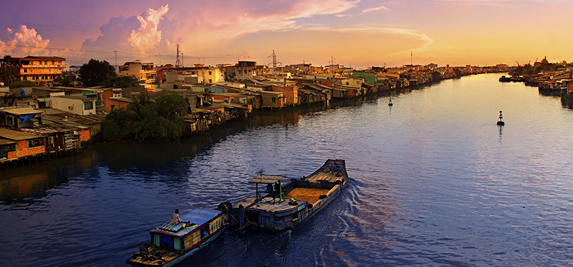 Mekong River countries plan to open air route