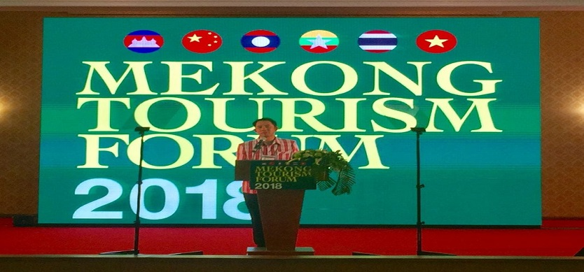 Mekong Tourism Forum 2018 kicks off