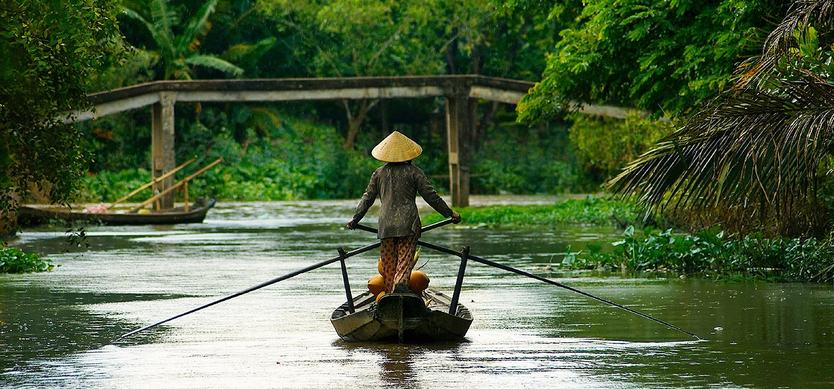 US support needed to balance development in Mekong Delta