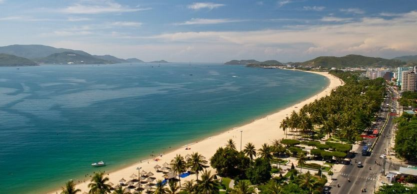 Nha Trang among the top 10 leading tourist destinations in Asia