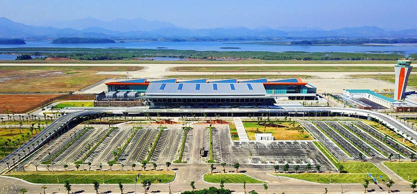 Phu Quoc International Airport breaks ground