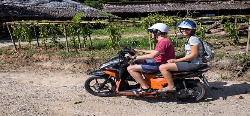 How to explore Phu Quoc Island by motorbike