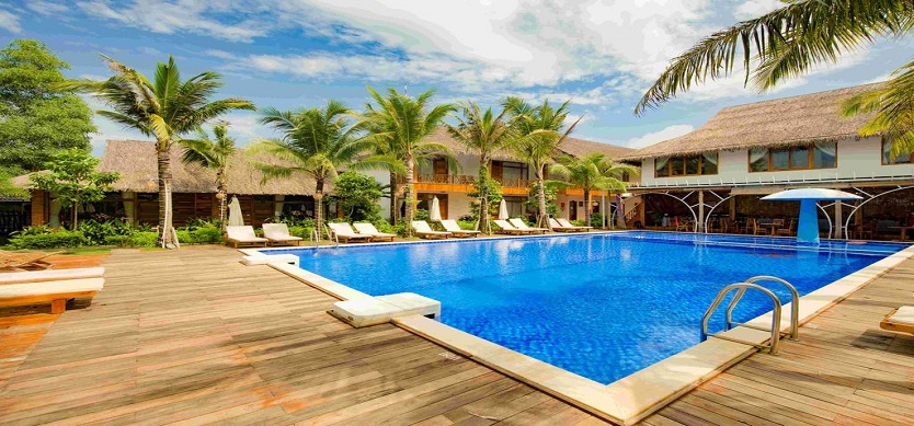Phu Quoc- the international resort center of Vietnam