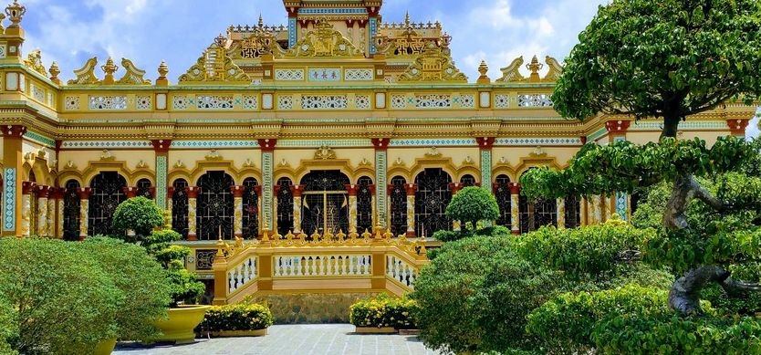 Learn about religions in Mekong Delta