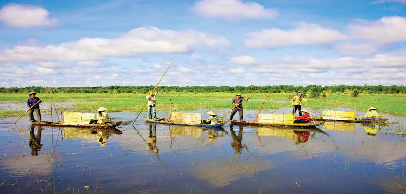 Discover the unique river culture of Mekong Delta