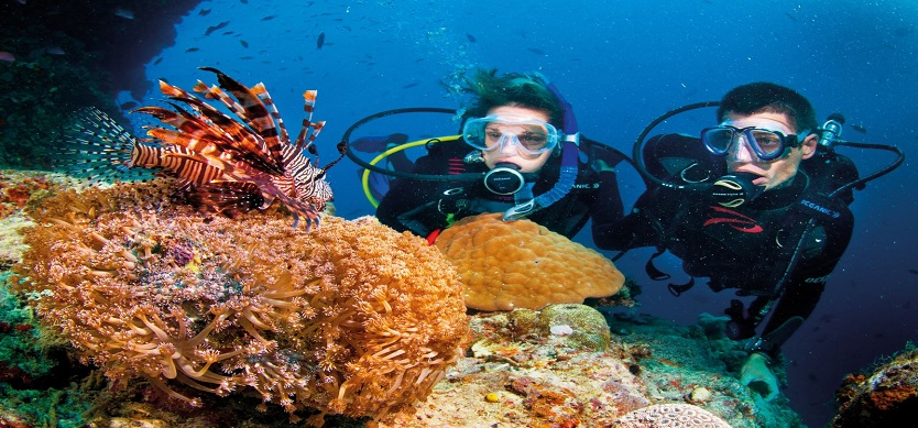 Things to know about scuba diving in Phu Quoc island