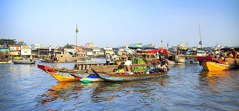 Tet In Can Tho - Mekong Delta