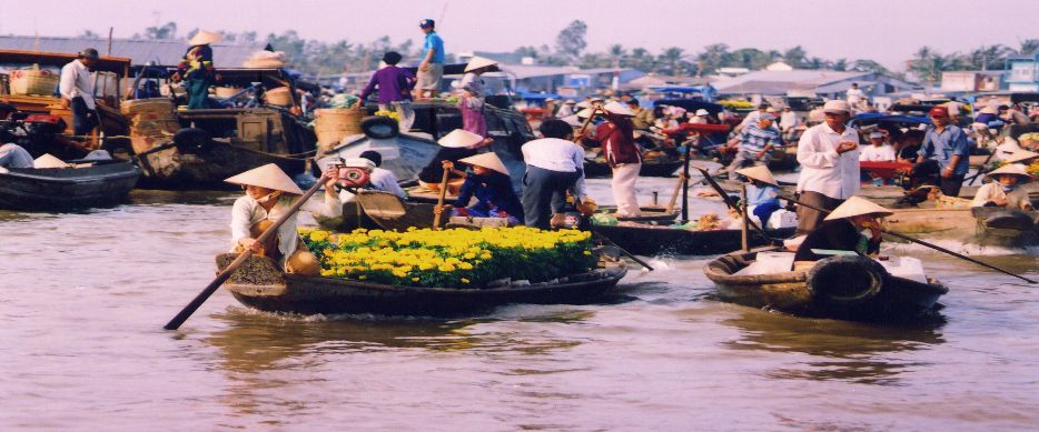 The Best Time To Visit Mekong Delta