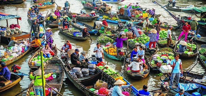 Useful tips for traveling to Mekong Delta