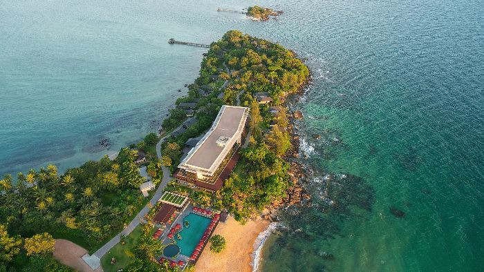 A comfortable vacation in Nam Nghi Phu Quoc Island Resort