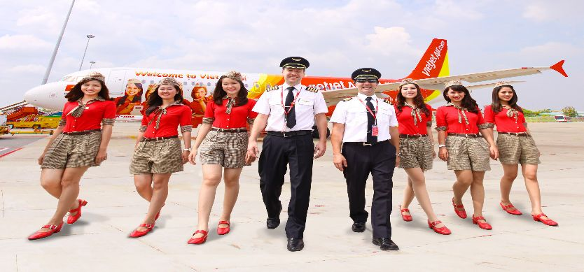 "Vietjet Air Offers ""Golden"" Deals"