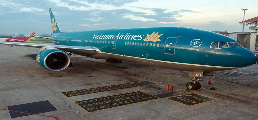 Happy New Year with Vietnam Airlines and special discount