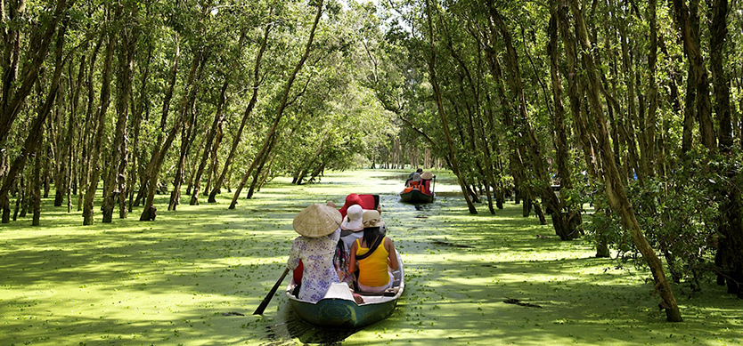 Vietnam takes urgent action to rescue Mekong River Delta
