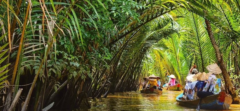 Where is Mekong Delta Vietnam?