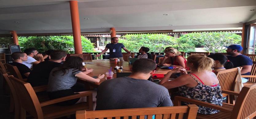 Workshop on Mekong Tourism Social Media Boot Camp