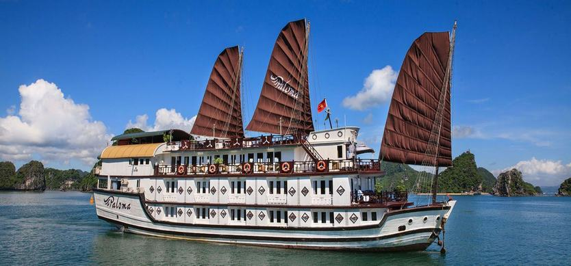 Budget cruises in Halong Bay in 2 days
