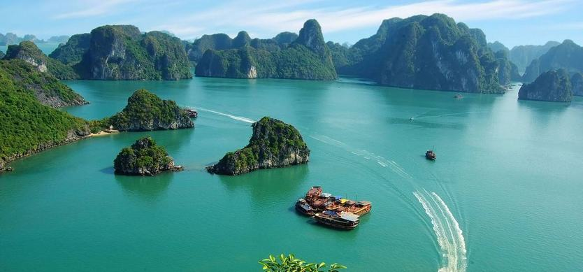 Five most popular destinations in Halong Bay
