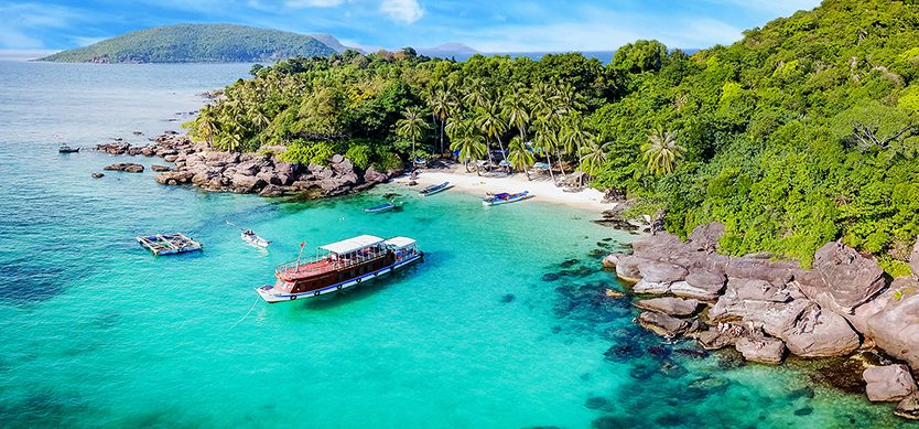 A-Z guides to travel to Phu Quoc island from Danang