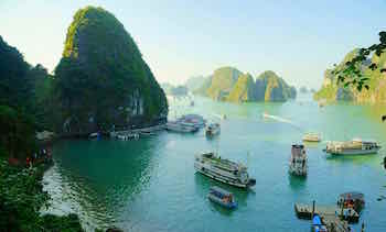 Fascinating activities travelers will enjoy on a 3-day cruise tour in Halong Bay