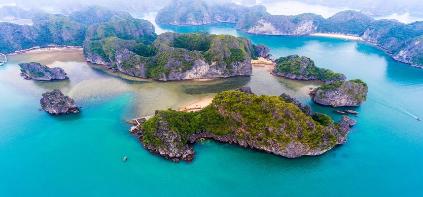 Halong Bay – one of the ten most beautiful bays in the world