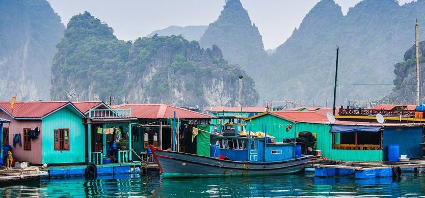 5 Halong Bay fishing villages you must see