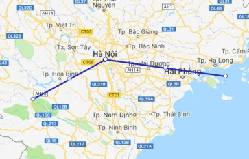Combo Hanoi - Mai Chau - Halong 4 days