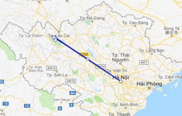 Sapa Easy Trek 2D3N by train