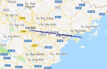 Combo Hanoi - Halong 3 days