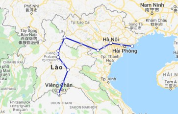 Northern Vietnam & Laos 13 days
