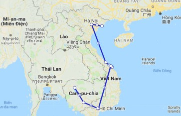 Highlights of Vietnam & Cambodia 12 days
