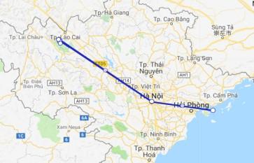Combo Halong - Sapa 4D4N by train
