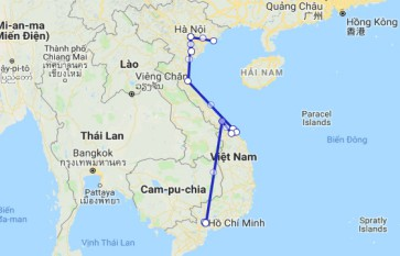 Vietnam Highlights 11 days