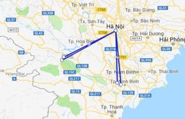 Combo Bai Dinh - Trang An - Mai Chau 4 days