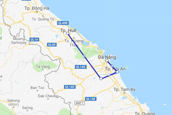 Central Vietnam Private Package from Hue