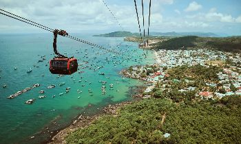 Information about cable car in Phu Quoc island