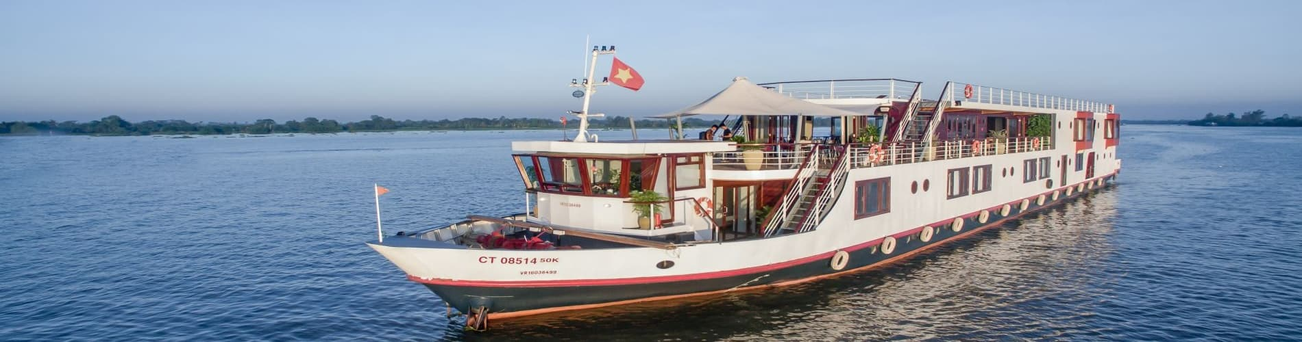 Du thuyền Mekong Eyes