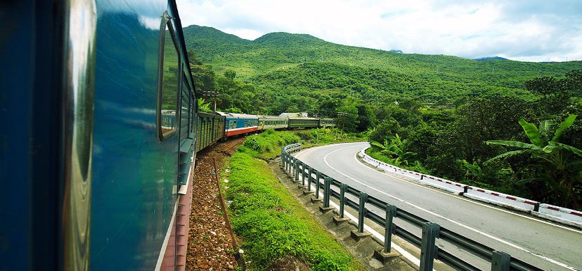 40% off for train tickets Hanoi – Danang in December