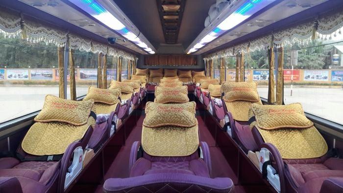Phuc Xuyen bus