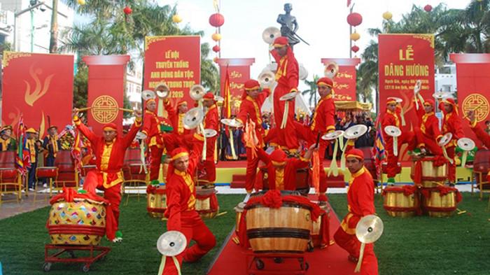 Nguyen Trung Truc festival