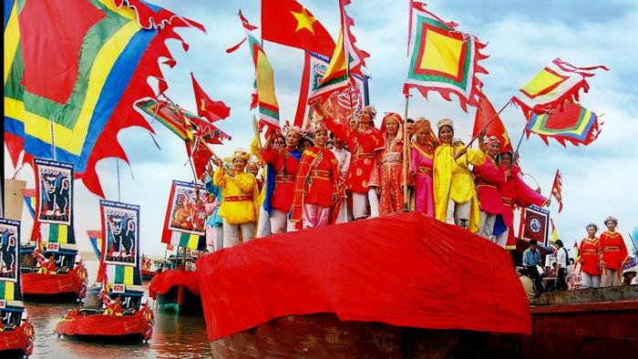 Nghinh Ong festival