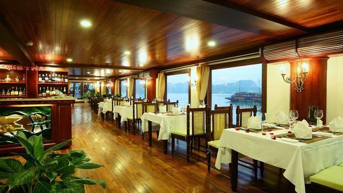 Indochina Sail restaurant