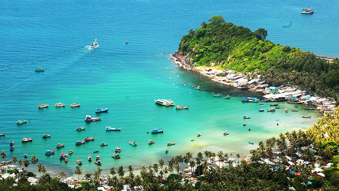 Phu Quoc is a heaven on the sea