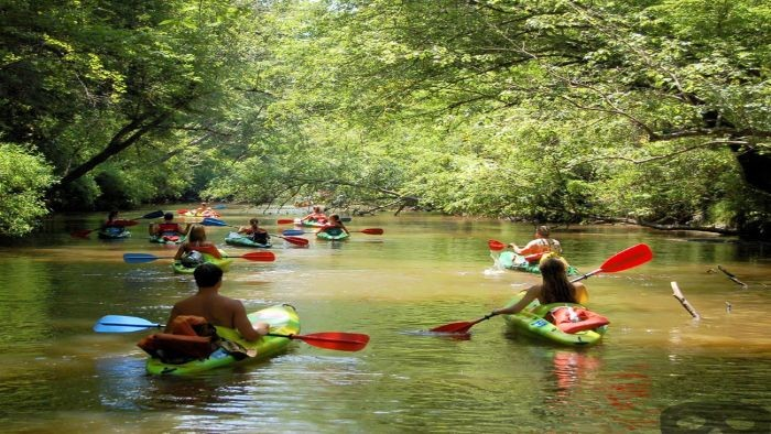 Guide to kayaking when coming to Phu Quoc