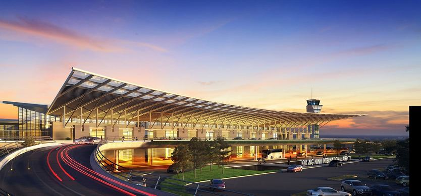 All you should know about the new airport in Halong