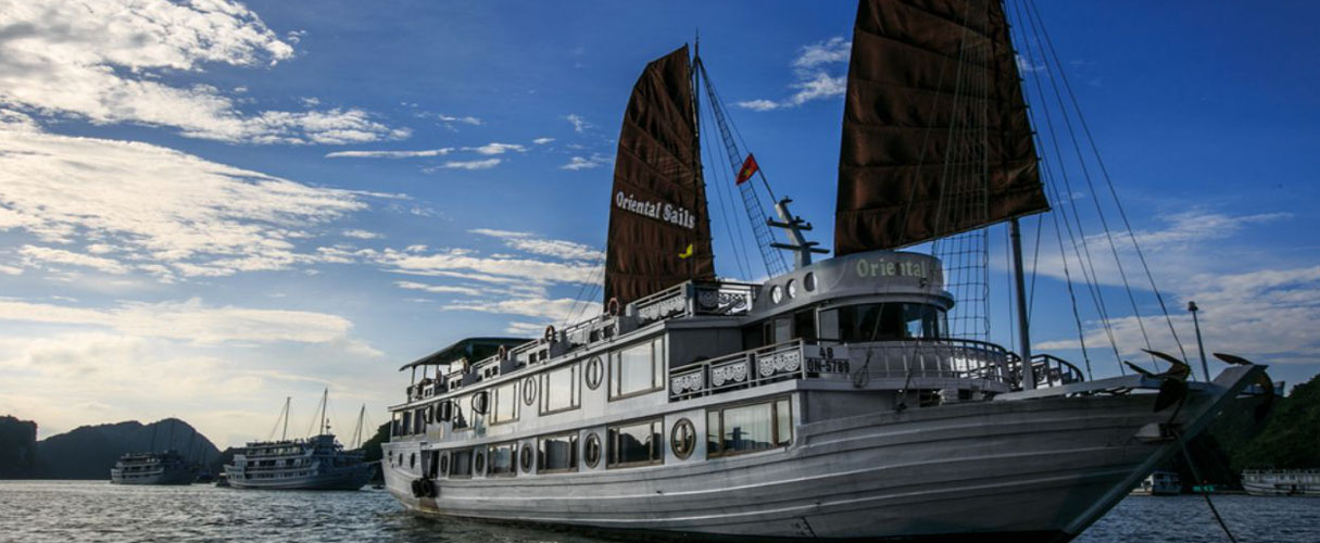 Oriental Sails 3 days/ 2 nights