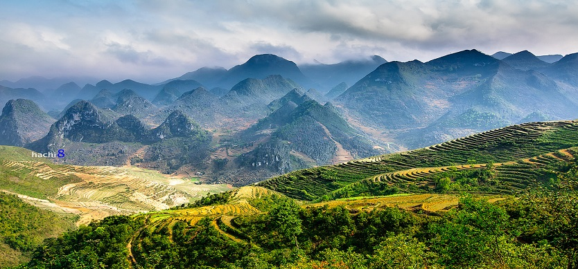 4 Day Itinerary In Vietnam's First Geological Park-Dong Van Stone Plateau