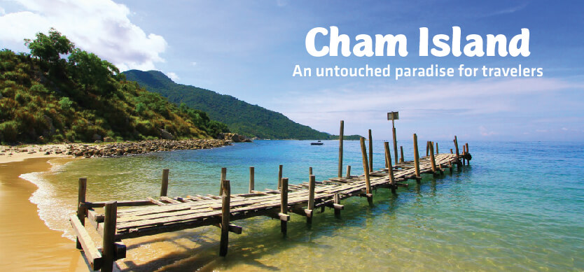 Cham Island- An untouched paradise for travelers
