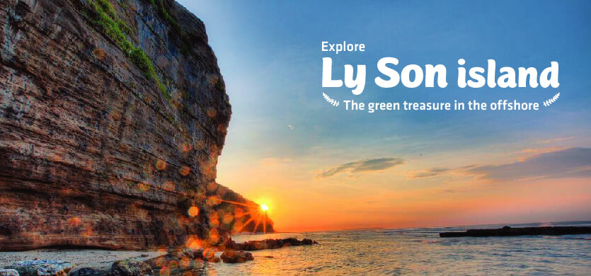 Explore Ly Son Island-The Green Treasure In The Offshore